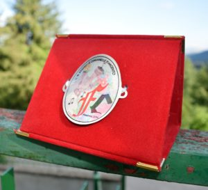 medaglia premio